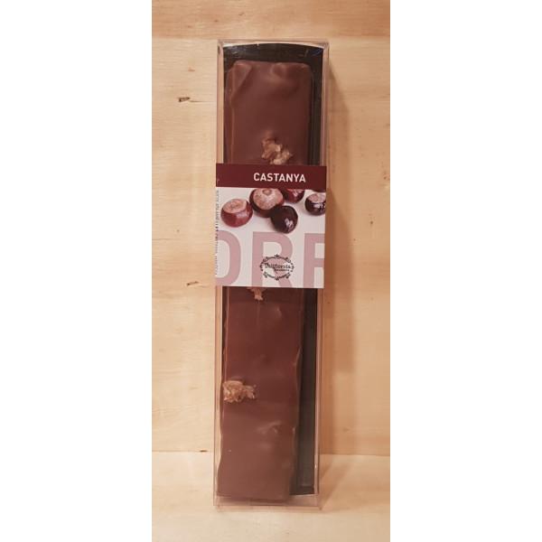 Lingote Turrón Chocolate y...