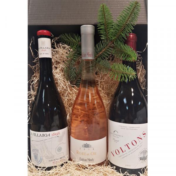 Lote Grandes Vinos